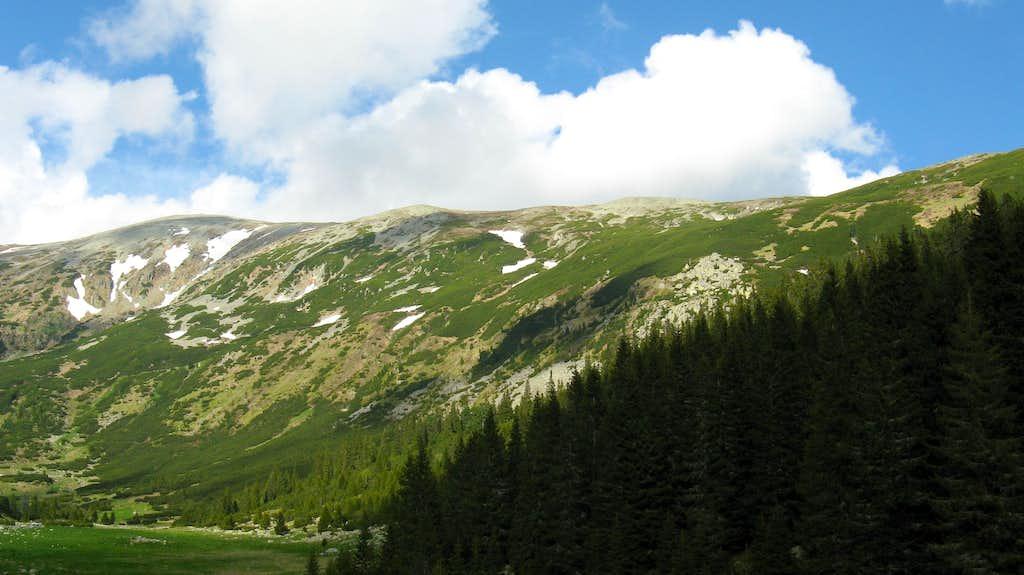 Papuşa Custurii (2209m)