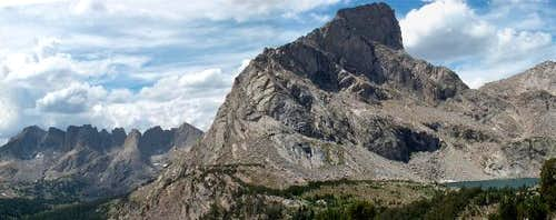 Lizard Head Peak (12842 ft.)...