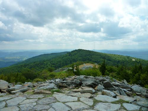 View from Spruce Knob