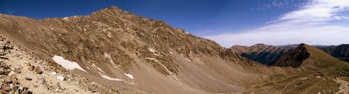 Kelso Ridge Panoramic View