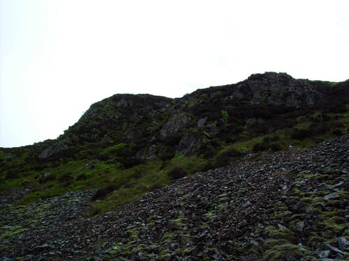 Upper Scree