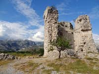 Venetian tower in Starigrad