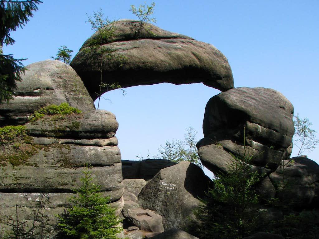 Kamenná brána (Stone Gate)