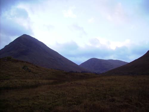 As seen from Glencoe