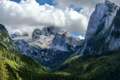 Dachstein north