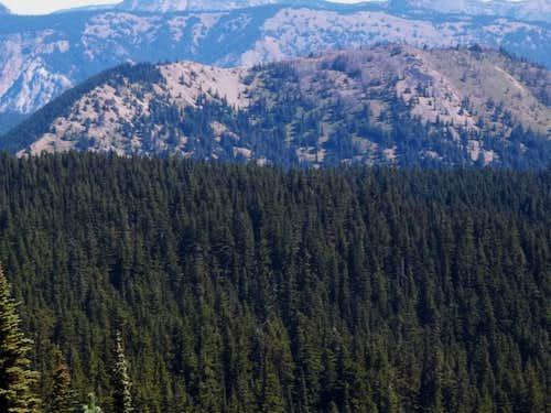 Twin Peaks (White Pass)