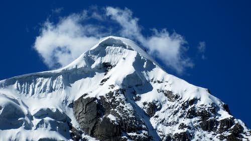 5475m Tururu Summit