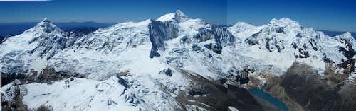 Ranralpaca Summit View