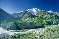 Rakaposhi 7788m elevation