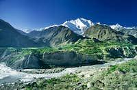 Rakaposhi 7788m elevation