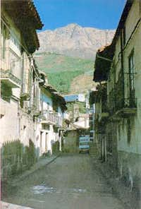 Torozo seen from one of the...