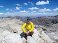 Me on top of Mount Conness