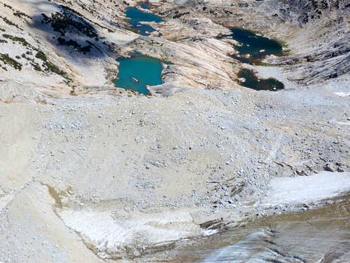 Conness Lakes