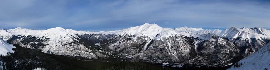Lackawanna Peak...