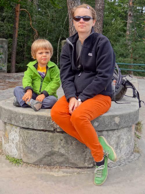Mikolaj & Dorota on Mariánská vyhlídka