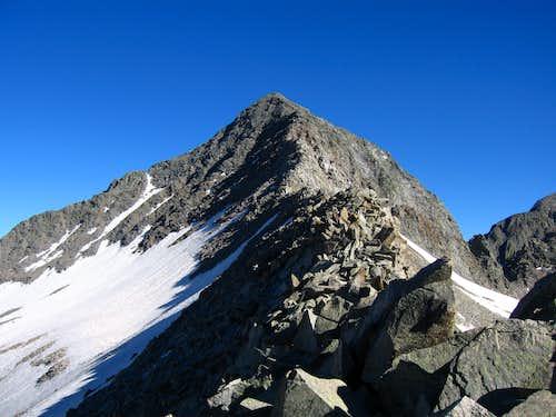 Wilson Group - Wilson Peak, Gladstone, El Diente, Mount Wilson