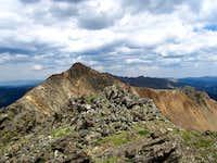 Mt. Nimbus from Mt. Stratus