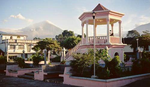 Santa Maria from San Felipe...