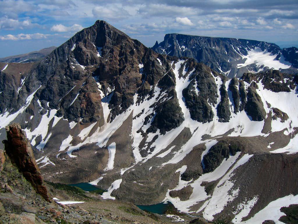 Whitetail Peak...