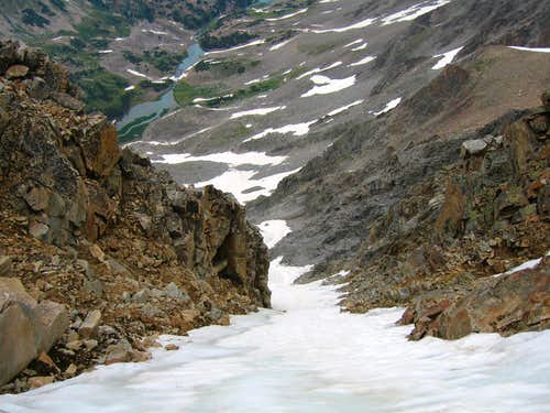 Whitetail Couloir