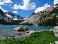 Second Rock Lake