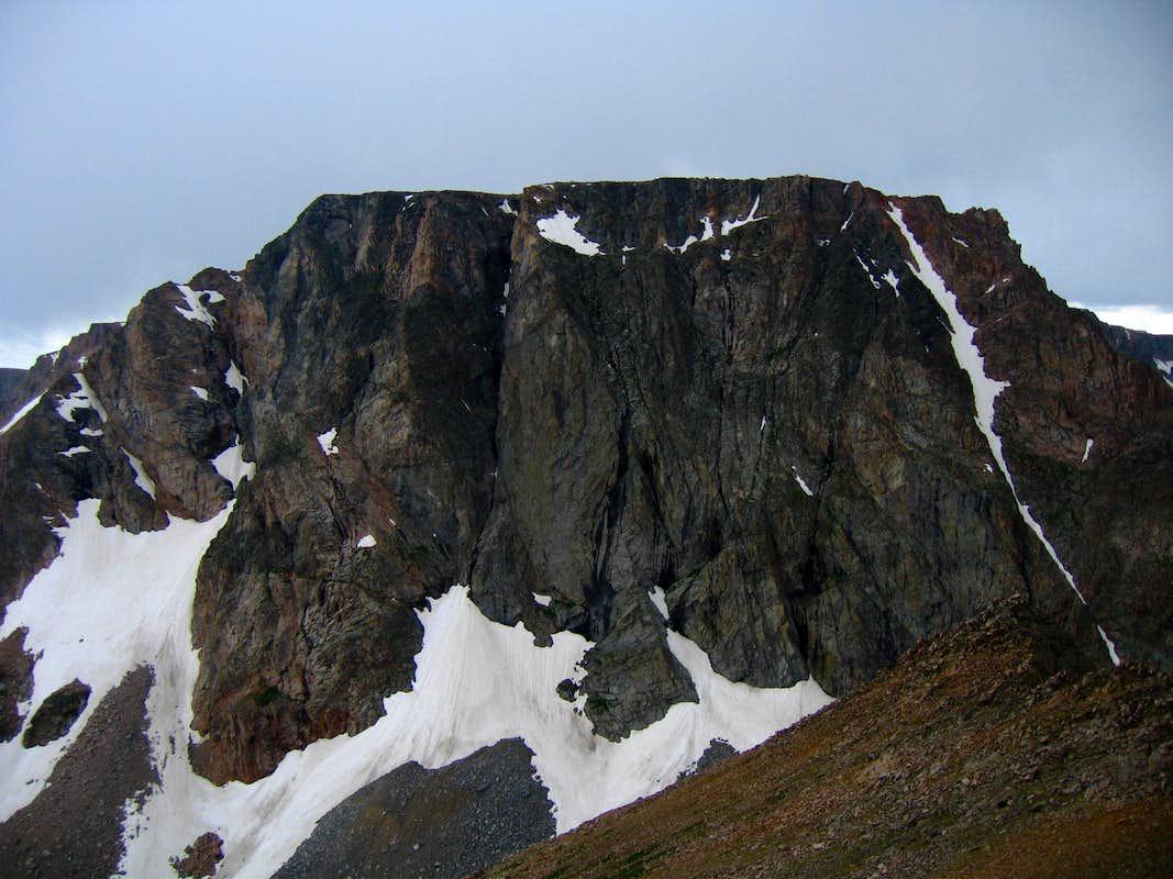Spirit Mountain... : Photos, Diagrams & Topos : SummitPost