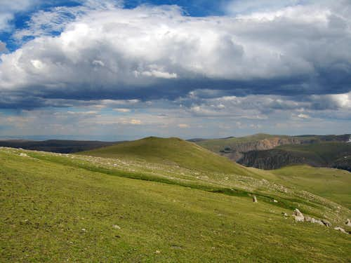 Hellroaring Plateau