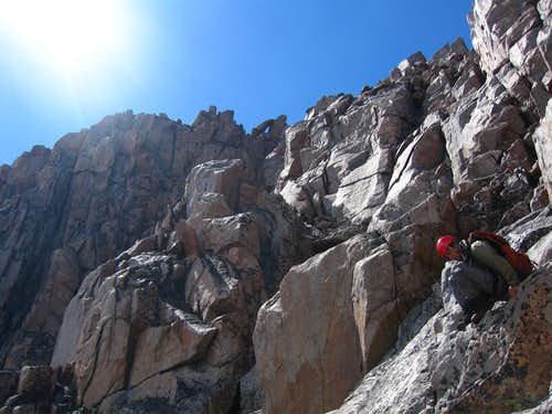 Scrambling on Granite