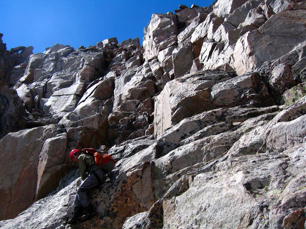 Scrambling on Granite