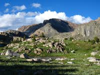 Beartooth Range
