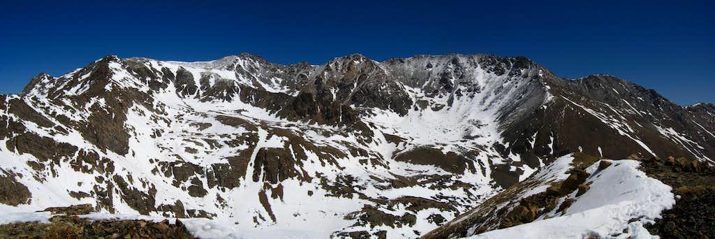 Mount Massive Pano...