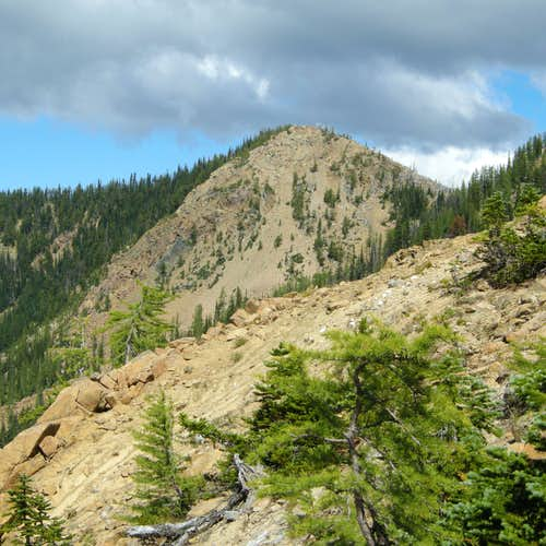 Bootjack from Ridge to Highchair