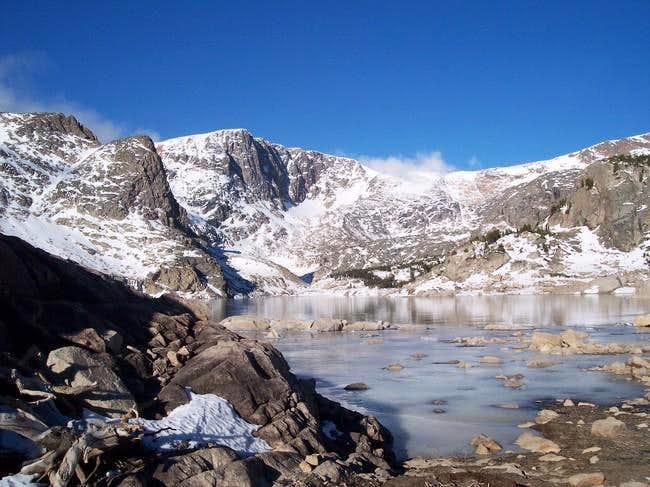 A view across (frozen)...
