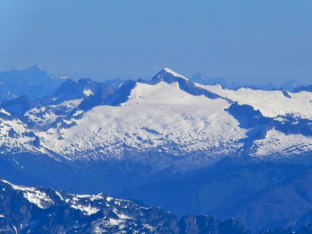 Eldorado Peak in the Distance