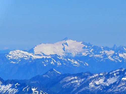 Mount Shuksan in the Distance