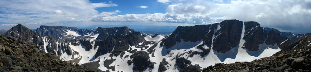 Sundance Mountain Summit Pano