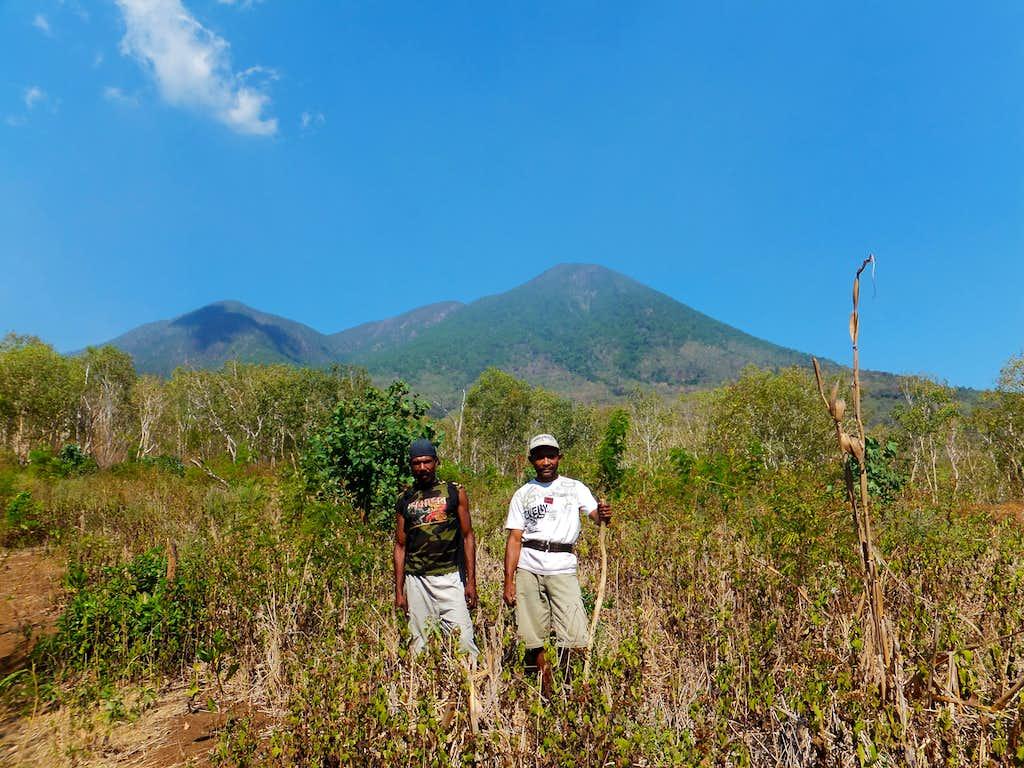 Mt. Delaki