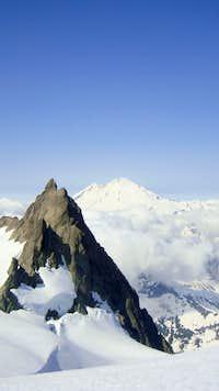 Mt. Baker on the Sulphide