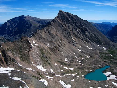 Whitetail Peak