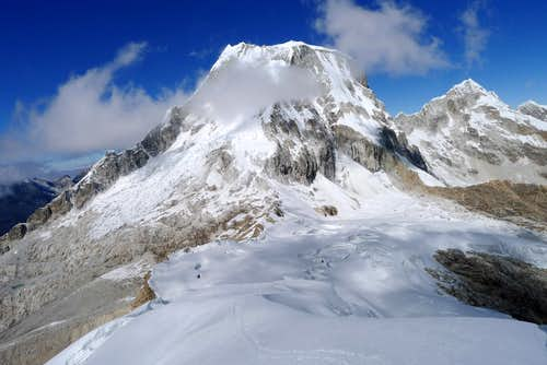 Ranrapalca (6162m)