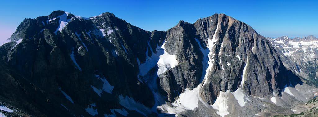 Glacier Peak North Face