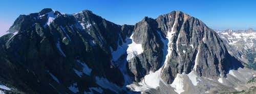 Glacier Peak North Face