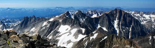 Glacier Peak and Villard