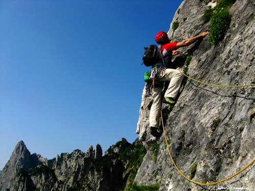 Traverse on SuperMario route, Torre d\'Emmele