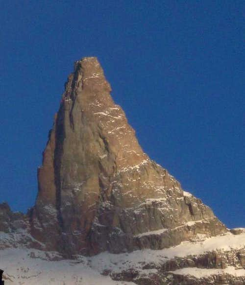 Bears Tooth Spire from the...