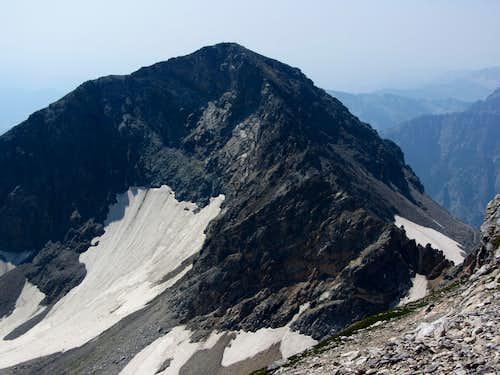 Static Peak from Buck Mountain