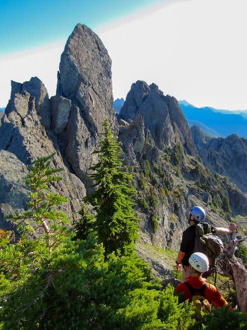Mount Cruiser, South Face