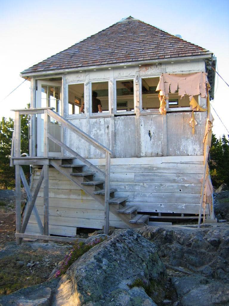 Hallowell Fire Watchtower
