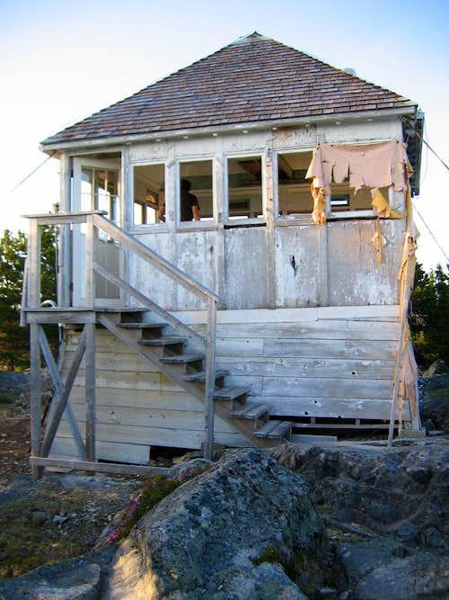 Hallowell Fire Watchtower