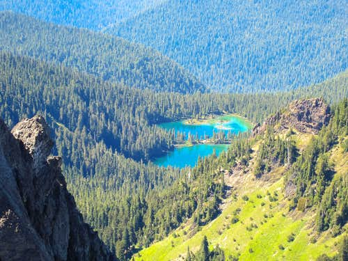 Flapjack Lakes
